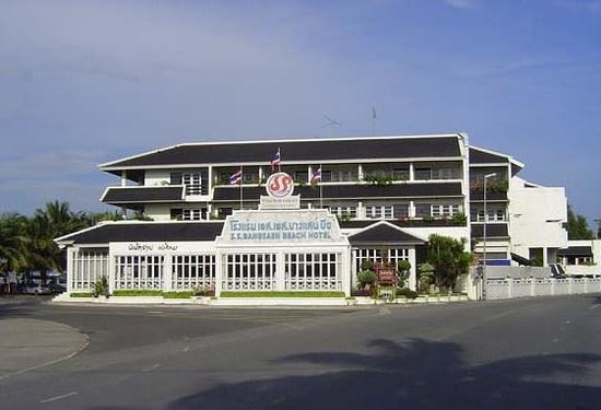 S.S. Bangsaen Beach Hotel